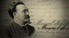 Manuel de Arriaga (1840 - 1917) foi o primeiro Presidente da República. Docente na Universidade Coimbra era um republicano reconhecido. Preso na sequência das manifestações contra o ultimato inglês afasta-se da politica na viragem do século.