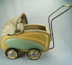 alter Kinderwagen Puppenwagen Zekiwa Puppenstube Spielzeug   eBay