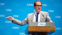CSU-Dobrindt Deutschland steht an einer Weggabelung - FAZ - Frankfurter Allgemeine Zeitung