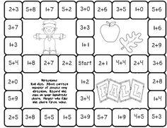 """Mrs. Wanke's Wonderful Whales: """"Sum"""" Fall Math Fun!"""