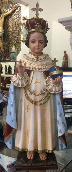 Infant of Prague Statue | eBay