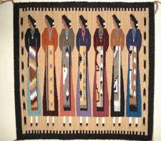 Marilyn Greaves Navajo Style Rugs