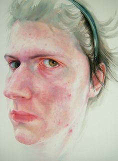 Sue Rubira  Russell, 2006, watercolour on paper, 55 x 75 cm
