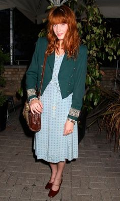 florence welch style   Florence Welch.