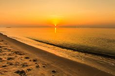 Tropical sea with sunrise by Pushish Images on @creativemarket