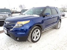 2013 Explorer for sale in Sioux Falls | Sioux Falls Used Cars  sc 1 st  Pinterest & Used Ford u0026 LINCOLN in Sioux Falls | Used Cars at Sioux Falls Ford ... markmcfarlin.com