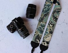 Tracolla giapponese Tracolla imbottita per fotocamera reflex