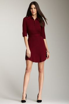 Quincey Shirt Dress by vfish on @HauteLook