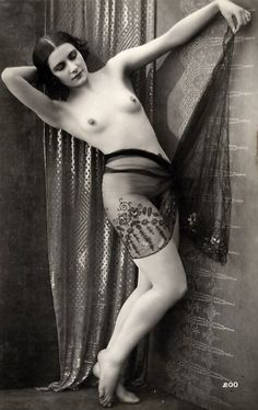 1920's French Nudes