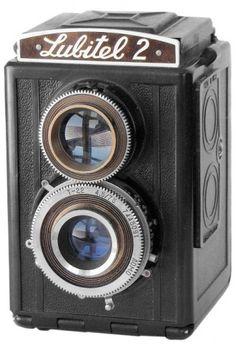 Soviet and Russian Cameras - Lubitel-2