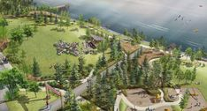 Updated Flanders Performance Park renderings courtesy of Terrain-NYC Landscape Architecture PC. Tupper Lake, Shakespeare In The Park, Adirondack Park, Dance Camp, Air Festival, Outdoor Venues, Summer Sunset, Get Outdoors, Summer Events