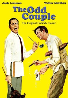 At the Movies: The Odd Couple (1968)
