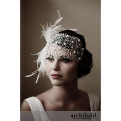 http://www.polyvore.com/1920s_wedding_dress_archibald_photography/thing?id=10694258    Incredible 1920s wedding hair piece