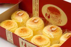 チーズオムレット Pastry Snaffle's Omelet cheesecake, Hakodate, Hokkaido