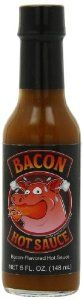 Bacon Flavored Hot Sauce, 5 Ounce: Amazon.com: Grocery & Gourmet Food