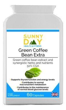 para que sirve el green coffee bean