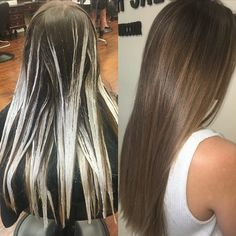 Soft babylights give subtle brightness to this brunette. Done by Prayag S.