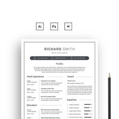 There are a lot of resources on internet for Resume Templates and Examples. I have tried to compile a good set of internet sites that you can get some help: Resume Templates: R… Resume Design, Logo Design, Design Art, Cv Template, Resume Templates, Web Developer Resume, Creative Cv, Web Design Trends, Beauty Logo