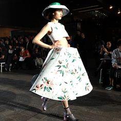 CSM BA Fashion Show, London May 2013 - Jolene Fung