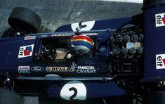 Albert François Cevert Goldenberg (FRA) (Tyrrell Racing Organisation), March 701 - Ford V8 1970