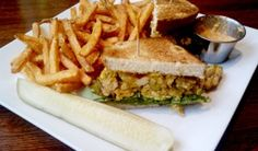 Chef's Summer Recipes: Patrick Long's Indian Chicken Salad Sandwich
