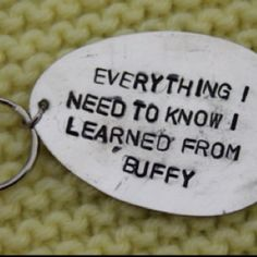 This is very true.Buffy <3
