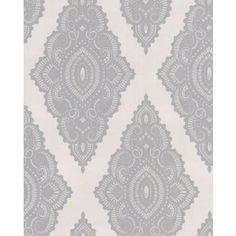 Wallpaper on pinterest home depot white wallpaper and for Wallpaper home depot canada