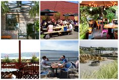 Where to Drink Outdoors Right Now: 18 of Seattle's Best Bar and Restaurant Patios