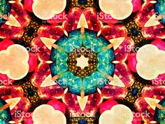 Watercolor Mandala Illustration - Royalty-free Abstract Stock Photo Abstract Photos, Abstract Backgrounds, Photo Illustration, Watercolor Illustration, Watercolor Mandala, Watercolour, Photo Composition, Lovers Art, Buy Art