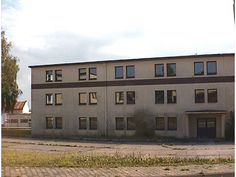 Hahn AFB, Germany - Abandoned Barracks of the 50th Security (Air) Police Squadron - October 1999
