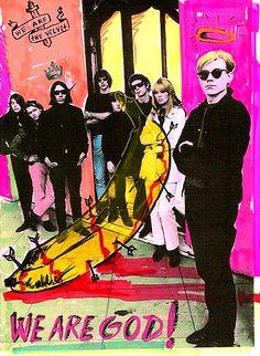 The Velvet Underground. RIP Lou Reed.