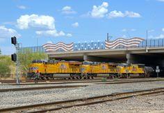 Union Pacific 1984-2013