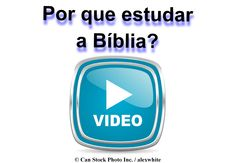 Descubra como a Bíblia pode ajudá-lo a encontrar as respostas para as perguntas importantes na vida! Por favor, clique neste link para ver o vídeo on-line, ou baixar uma cópia gratuita: http://www.jw.org/pt/video-por-que-estudar-biblia/  (Find out how the Bible can help you find the answers to the important questions in life! Please click on the link to watch the video online, or download a free copy.)