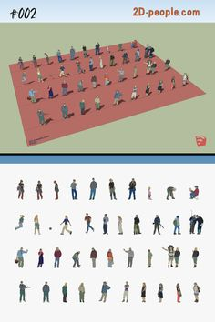 SketchUp people - scale figures for your design projects! Pleasing Everyone, Trondheim, Design Projects, Norway, Your Design, Scandinavian, 2d, People, Scale