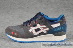 Womens And Mens Asics Gel Lyte III Sneaker H30QK Gray|only US$95.00 - follow me to pick up couopons.