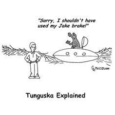 The Truth About Tunguska
