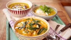 Easy Vegetable Soup – Three Ways: Anna Jones