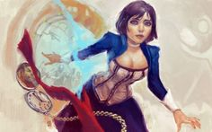 Video Game - Bioshock Infinite Wallpapers and Backgrounds ID : 333680