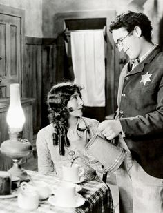 The Kid Brother. My first Harold Lloyd film- it was pretty good! Nothing mind-blowing, but I still really enjoyed it. :)