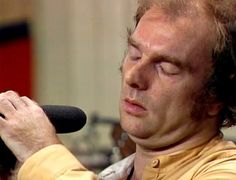 Van Morrison Love the video this still is from.Live in Montreaux Van Morrison Albums, Irish Singers, Northern Irish, Brown Eyed Girls, Latest Music, Record Producer, The Man, Barcelona, Faces