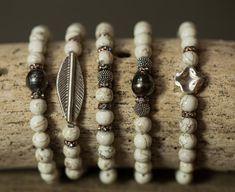 Stack Bracelets Tahitian Pearl Bracelets by AlisonStorryJewelry