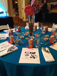 Fun for a kid's party or kid' table at a wedding.