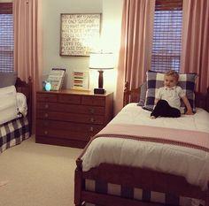 Love this little boys room