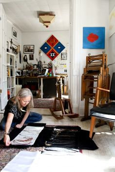 Johanna Methusalemsdottir    Jewelry Designer, Apartment, Brooklyn & Jewelry District, New York