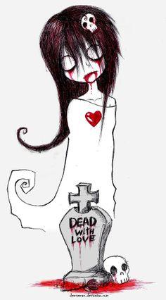 Dead With Love by DemiseMAN.deviantart.com on @deviantART
