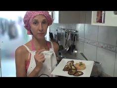 Tempeh marinado grelhado - YouTube