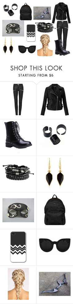 """THE ARROW COSTUME DIY"" by luvuallthetime ❤ liked on Polyvore featuring Miss Selfridge, Isabel Marant, Masquerade, Hogan and Delalle"