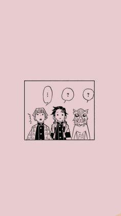 Anime Backgrounds Wallpapers, Anime Wallpaper Phone, Kawaii Wallpaper, Cute Cartoon Wallpapers, Animes Wallpapers, Demon Slayer, Slayer Anime, Anime Demon, Manga Anime