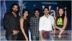 Director Vijayendra Prasad 'Valli' first look Poster Released