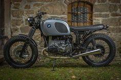 BMW R80 RT von H. B. Custom